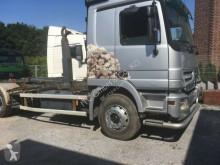 camion Mercedes 2546 Actros 6x2 G.Haus Klima Blatt/Luft