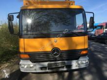 camion Mercedes 818 Koffer