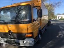 camion Mercedes 818 Koffer Grünes-Kenzeich Keine/Maut .....