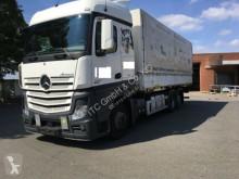 camion Mercedes 2545 BDF G-Haus Hochdach Streamspace E6