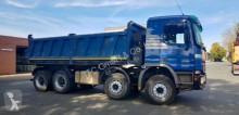 camion Mercedes 4144 4146 8x4 Kipper Klima Blatt/Blatt