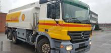 camião Mercedes 2541MP2 6x2Tanker A3 21200Liter