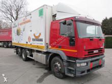 camião frigorífico mono temperatura usado