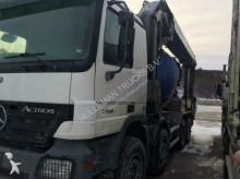 camion nc MERCEDES-BENZ - ACTROS 3244 - SOON EXPECTED - 8X4 MIXER EPS FULL