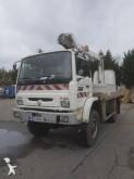 camião plataforma telescópico Renault