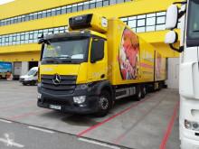-48h 1 Camión frigorífico mono temperatura Mercedes Antos 2545 75.000 2014 600 0