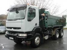 camion bi-benne Renault