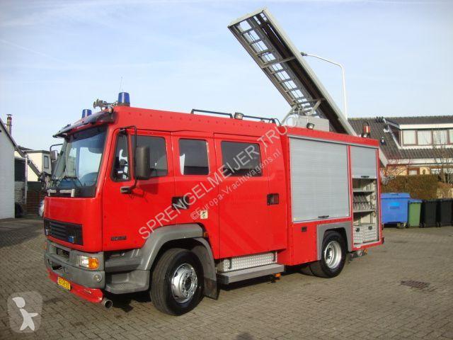 Voir les photos Camion DAF 55-230 fire feuerwehr bomberos