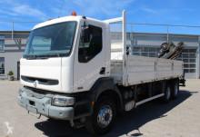 грузовик Hiab RENAULT - Kerax 370 dCi 6x4