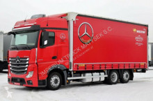 camion Mercedes ACTROS 2545 / GIGA SPACE / EURO 6 / L: 7,35M /
