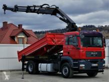 MAN TGA18.480 Kipper+Bordmatic 4,40 m+Kran*4x4* truck