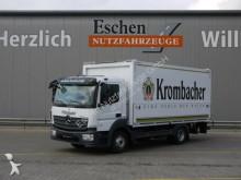camion Mercedes 1018 L Atego 3, Schwenkwandkoffer, LBW, 2xAHK