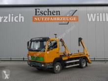 camion Mercedes 817 K Gergen Absetzkipper, Blatt, AHK
