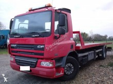 DAF heavy equipment transport