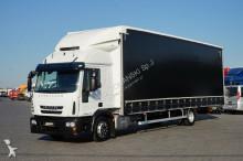 грузовик Iveco EUROCARGO 120E25 / EURO 6 / FIRANKA / 22 PALETY
