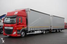 vrachtwagencombinatie DAF CF / 400 / SSC / EURO 6 / ZESTAW PRZESTRZENNY 120
