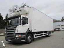 камион хладилно еднотемпературен режим Scania