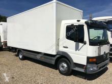 camion Mercedes 818 Atego Koffer / LBW 1500 kg / Klima