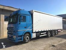 Mercedes Actros 2548 truck
