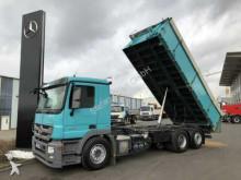 camião basculante cerealífera Mercedes