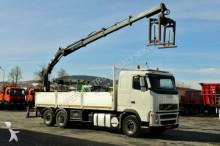 Volvo FM 440 / 6X2 / CRANE HIAB 166/CATCHER/ SLEEP CAB truck