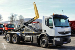 camion Renault LANDER 410 DXI /6X4/ROLL-OFF TIPPER /TAM BAE 234