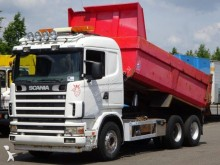 camión Scania L 124L470