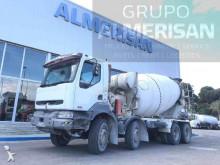 -24h 11 Camión hormigón cuba Mezclador Renault Kerax 370 DCI 14.900 2003 385 678