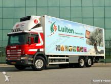 vrachtwagen koelwagen Scania