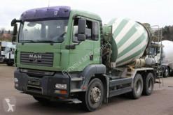ciężarówka MAN TGA 262320 /6X4 7m³ Trommel