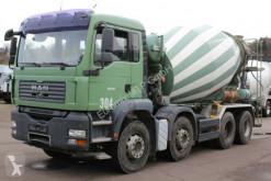 camion MAN TGA 32360 8X4 9m³ TROMMEL