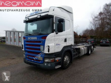 camión chasis Scania