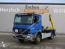 camião Mercedes 1832 4x2, Actros, Meiller AK 12, Klima, Blatt