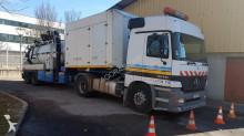 n/a vacuum truck