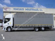 -24h 8 Camión lona corredera (tautliner) Iveco Stralis 420 2011 609 000 km26t -