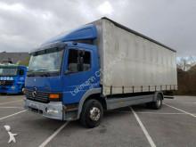camion Mercedes Atego Atego 1523 L Plane + Spriegel / Tautliner