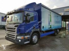 camion piattaforma trasporto bibite Scania
