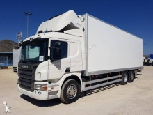 camion frigo multi température Scania