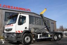 ciężarówka Hakowiec Renault