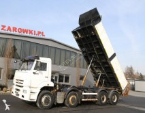 Kamaz three-way side tipper truck
