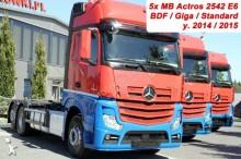 camião Mercedes Actros 2542