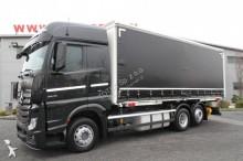 ciężarówka Plandeka używana