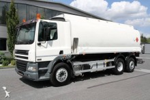 DAF oil/fuel tanker truck