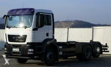 MAN TGS 26.440 Fahrgestell 6,40m*6x4*Topzustand! truck
