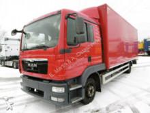 camião MAN TGL 12.220 Gr.Haus Koffer 6,75m LBW 3 Sitzer