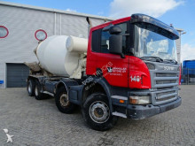 camião betão betoneira / Misturador Scania