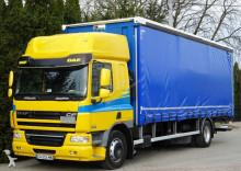 ciężarówka firanka używana