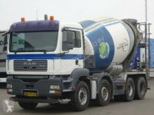 камион MAN 37.350 8x4 9M3 STETTER / SCHALT / BLATTGEFEDERT