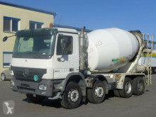 vrachtwagen Mercedes Actros 3241*Euro 5*9 m³*Stetter*Klima*3244*