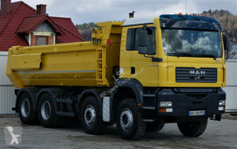 MAN tipper truck